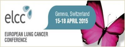 European Lung Cancer Conference Logo